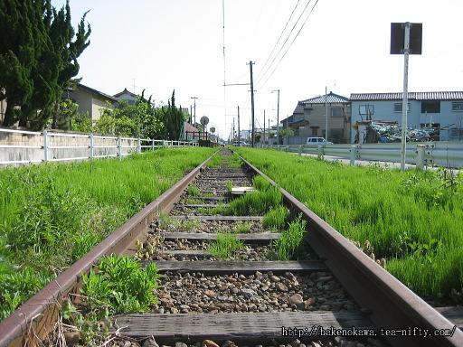 黒埼中学前駅遠景