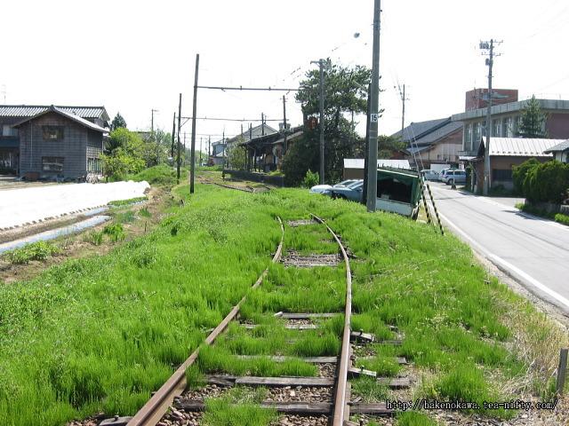 木場駅遠景その1
