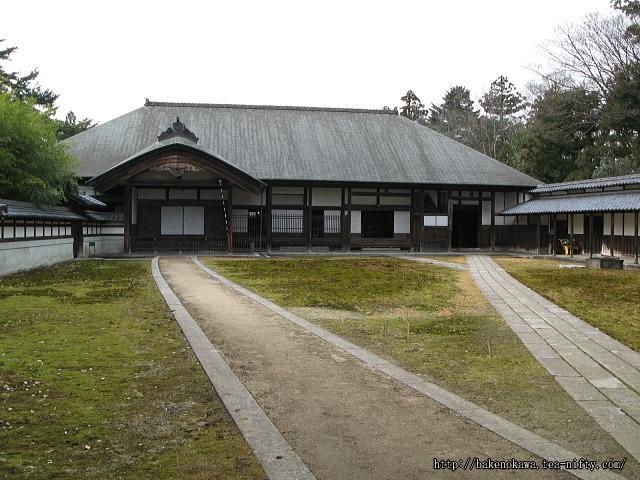 笹川邸の母屋