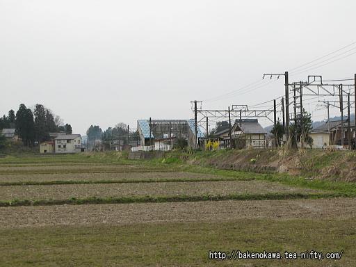 越後岩塚駅周辺その1