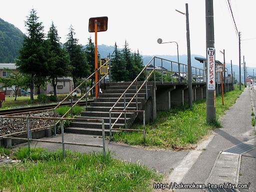 姫川駅前その1