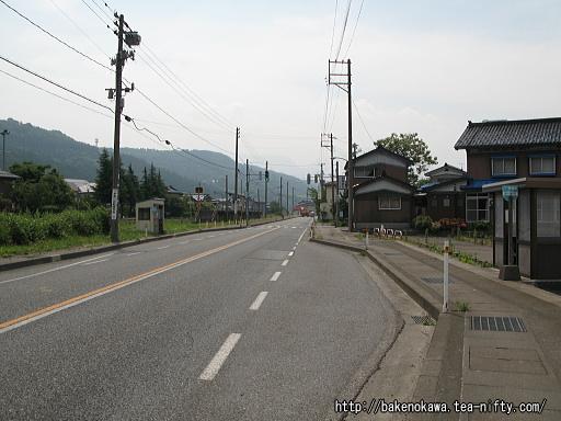 姫川駅前その2