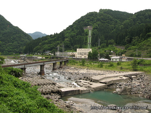 小滝駅の周辺