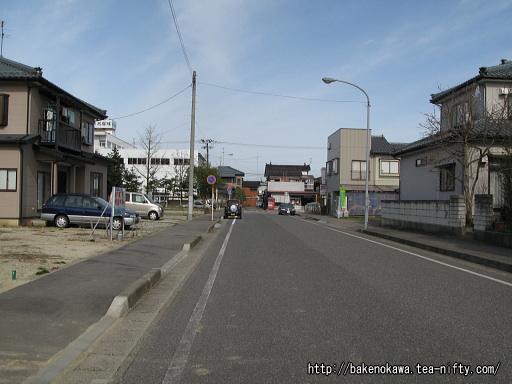 加茂駅西口駅前