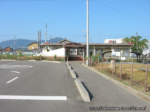 岩室駅東口その1