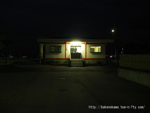 矢作駅駅舎その2