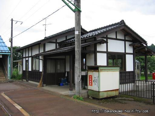北条駅駅舎その2