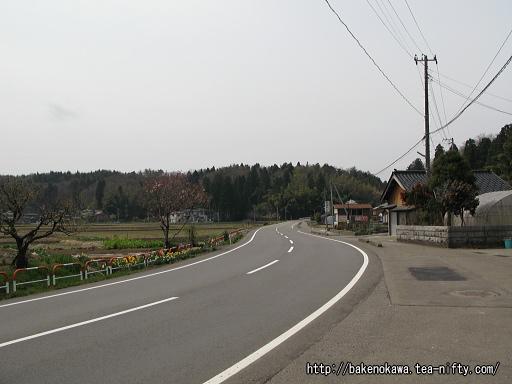 「安田城跡」その1
