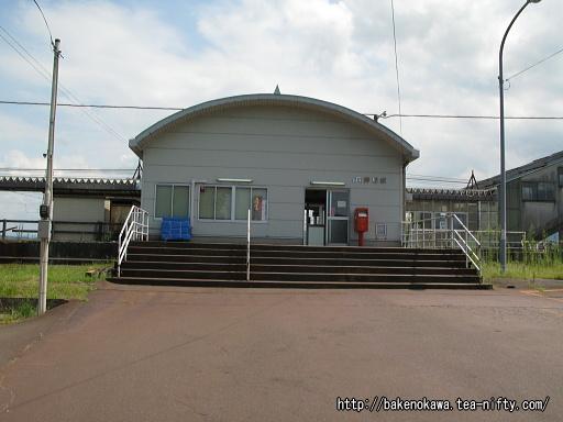 押切駅駅舎
