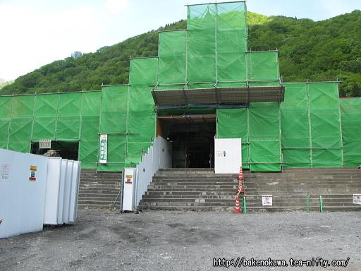 土合駅駅舎その2