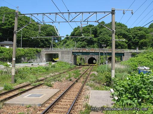 勝木駅の1番ホームその六
