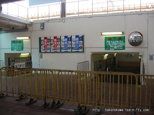石打駅駅舎内部その2