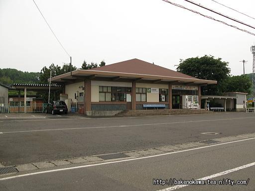出雲崎駅駅舎