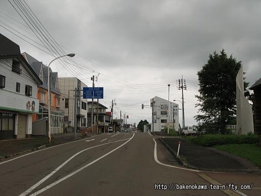 関山駅前その1