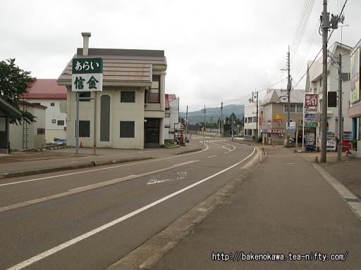 関山駅前その2