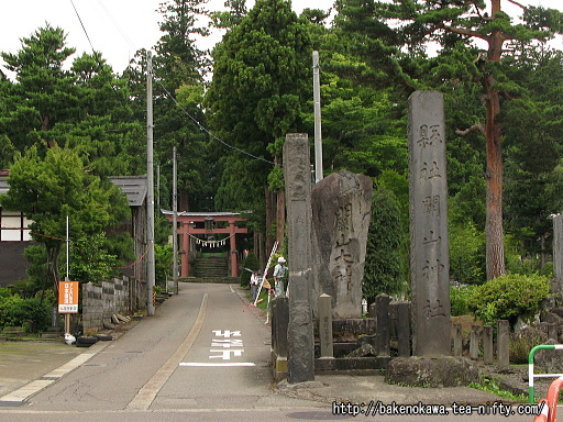 関山神社その1