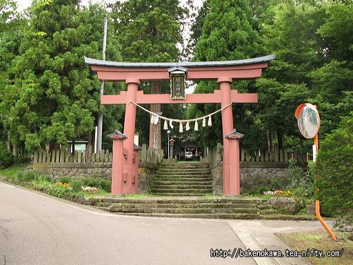 関山神社その2