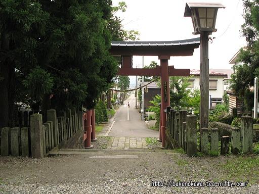 関山神社その3