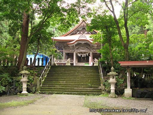関山神社その4