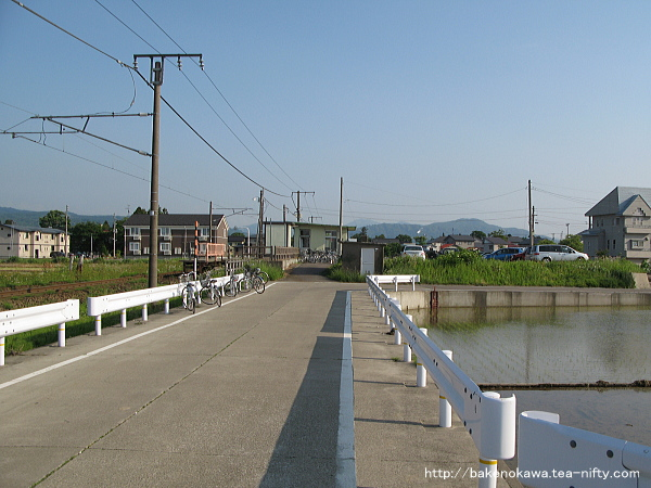 北新井駅前