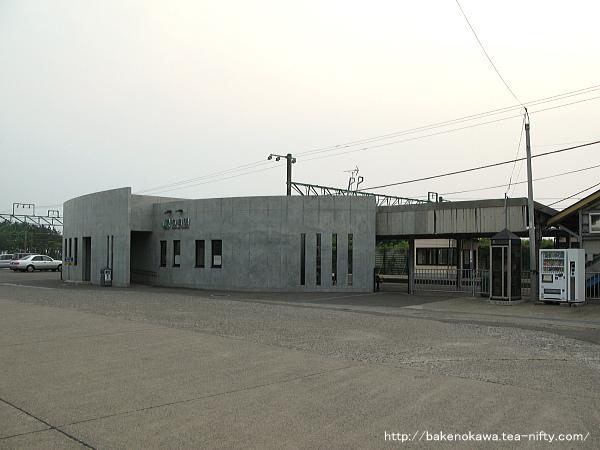 柿崎駅駅舎