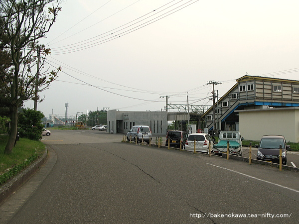 柿崎駅前その4