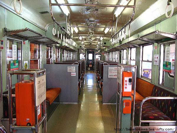 糸魚川ジオステーション ジオパルで展示されているキハ52