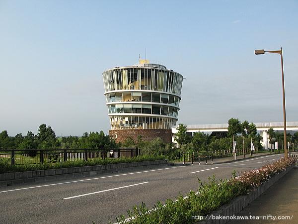 ビュー福島潟の建物