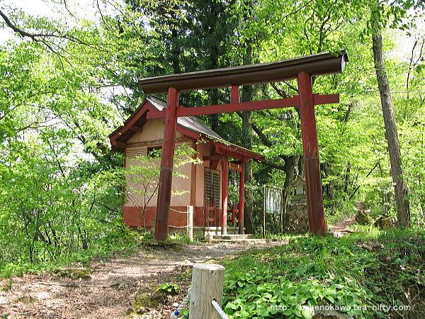 金上稲荷神社