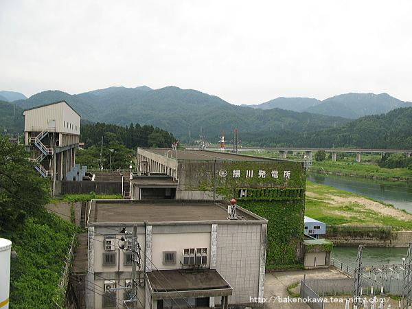 揚川発電所