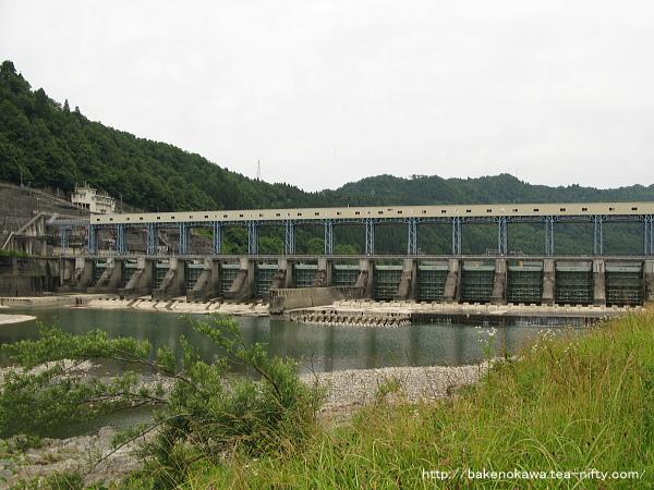 揚川ダムその1