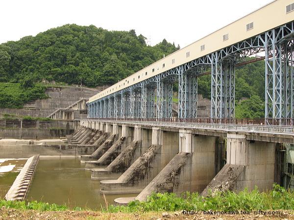 揚川ダムその2
