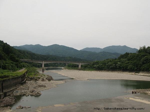 揚川ダムその3