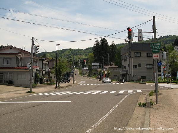 旧大島村の中心街その2