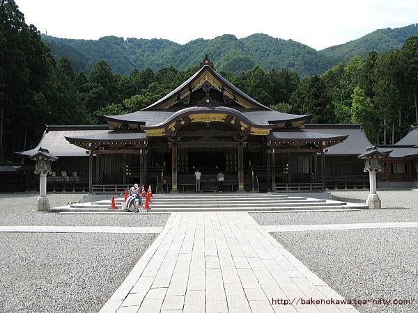 彌彦神社その4