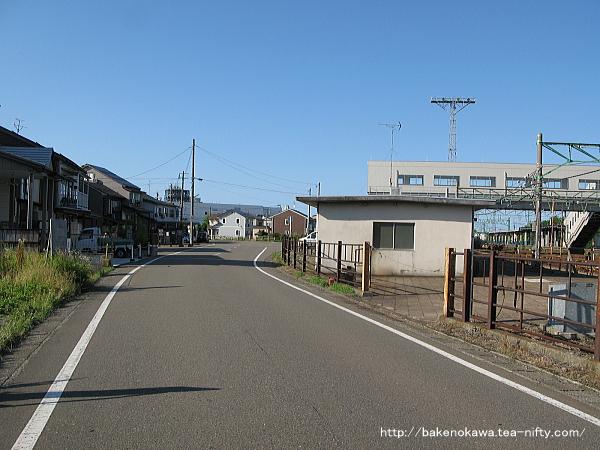 黒井駅前通り