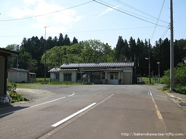 越後岩沢駅駅舎その2