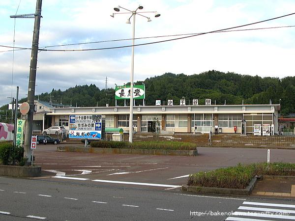 小千谷駅駅舎その1