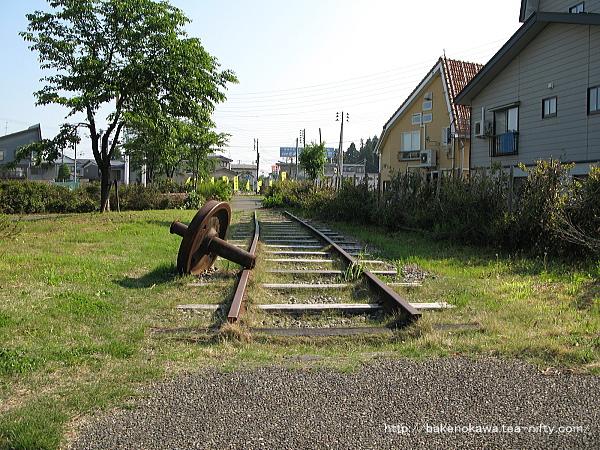 西小千谷駅跡の「ぽっぽの里公園」その4