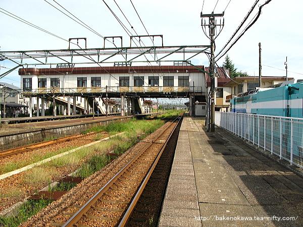 宮内駅の1番ホームその3