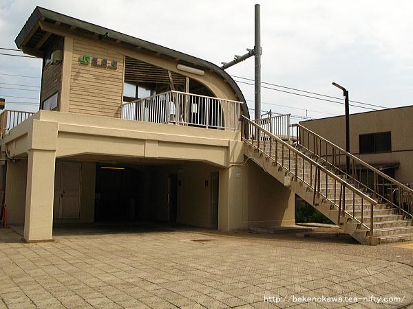 笠島駅駅舎