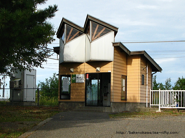 神山駅駅舎