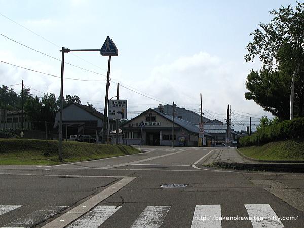 日本曹達の二本木工場その1