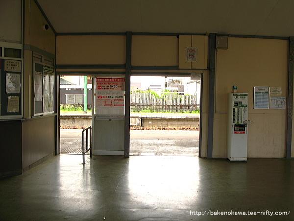 東柏崎駅駅舎その1