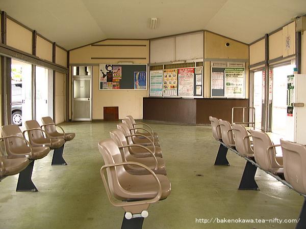 東柏崎駅駅舎その2