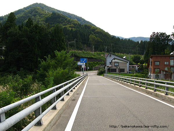 魚野川に架かる橋その2