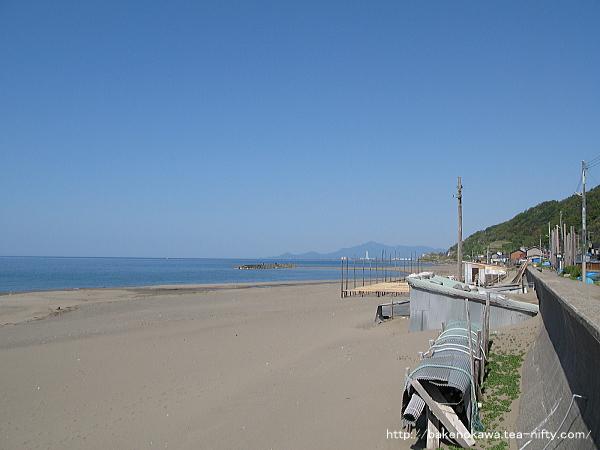 谷浜海水浴場その2
