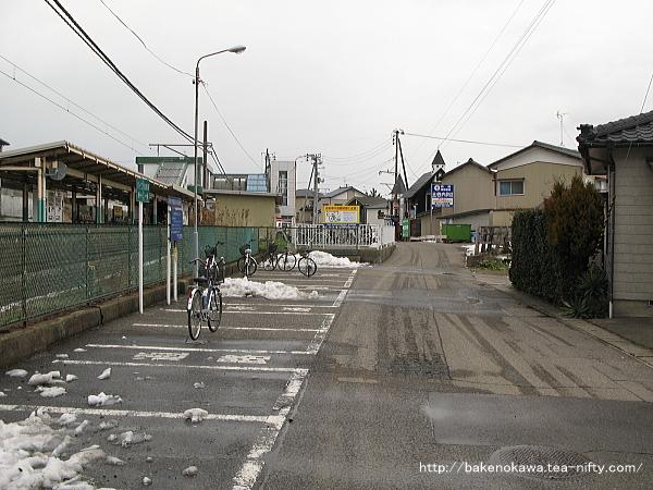寺尾駅南口その1