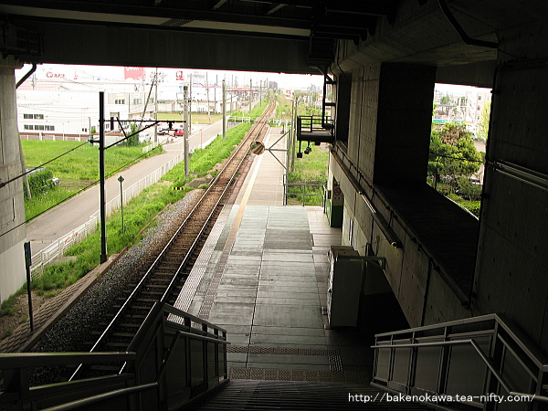 燕三条駅駅舎内部その4