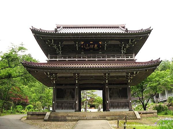 林泉寺山門